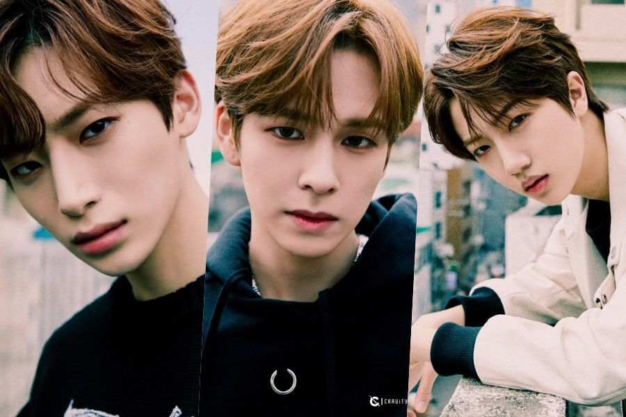 Update: Starship's New Boy Group CRAVITY Reveals Teasers For Jungmo, Serim, And Wonjin Ahead Of Debut
