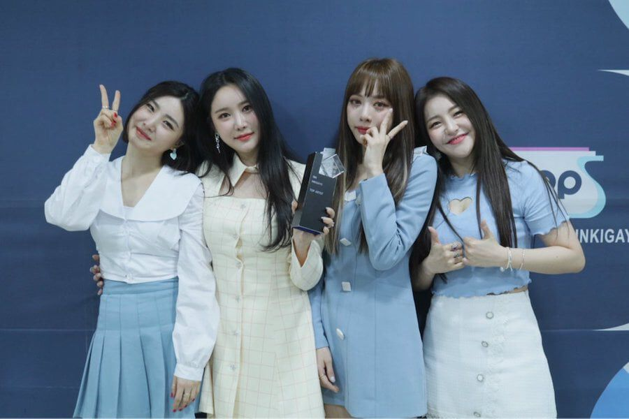 Brave Girls Talks About Their Emotional First-Ever Music Show Win