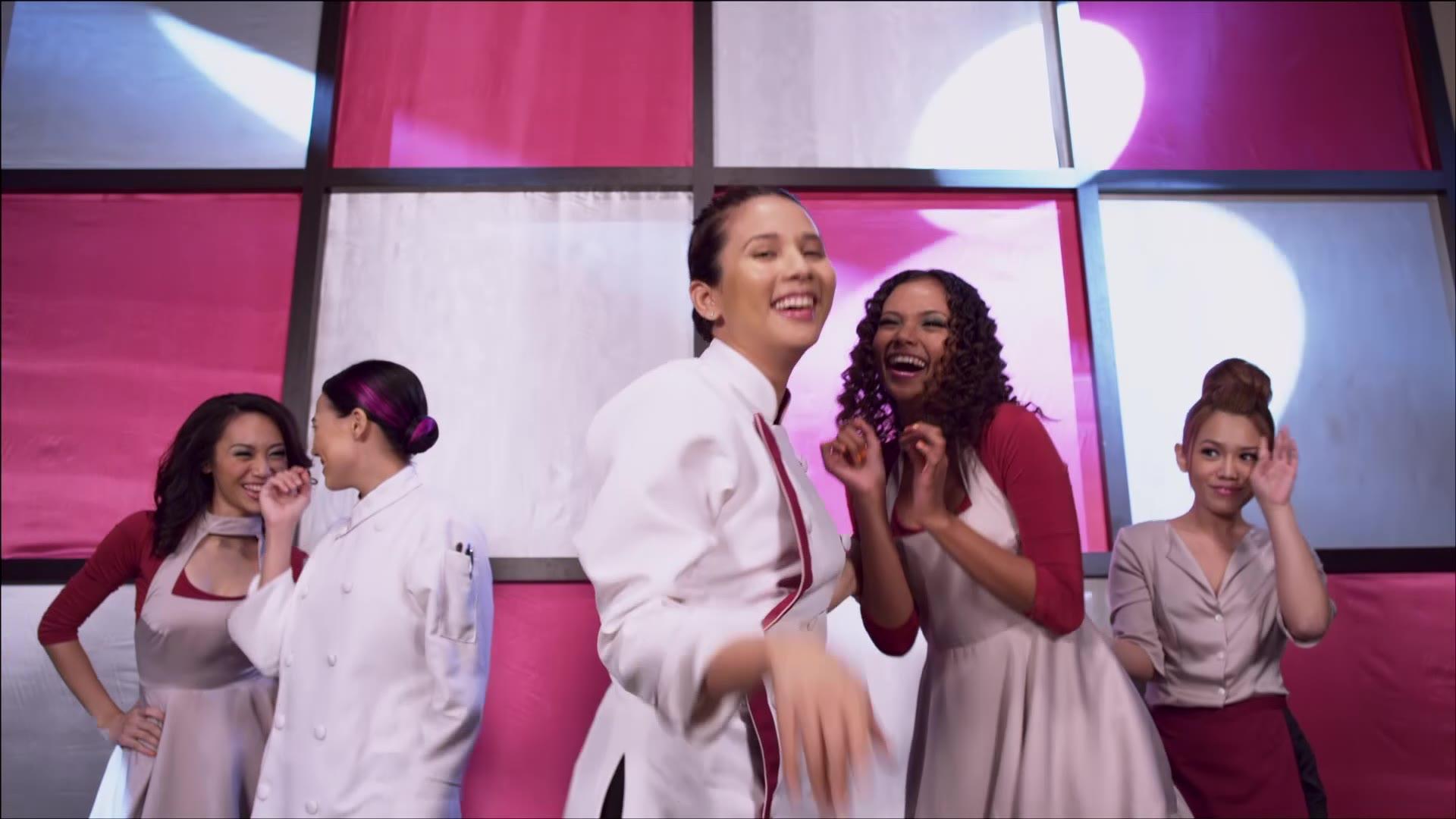"Wonder Girls' ""Nobody"" dance cover: The Kitchen Musical Season 1"