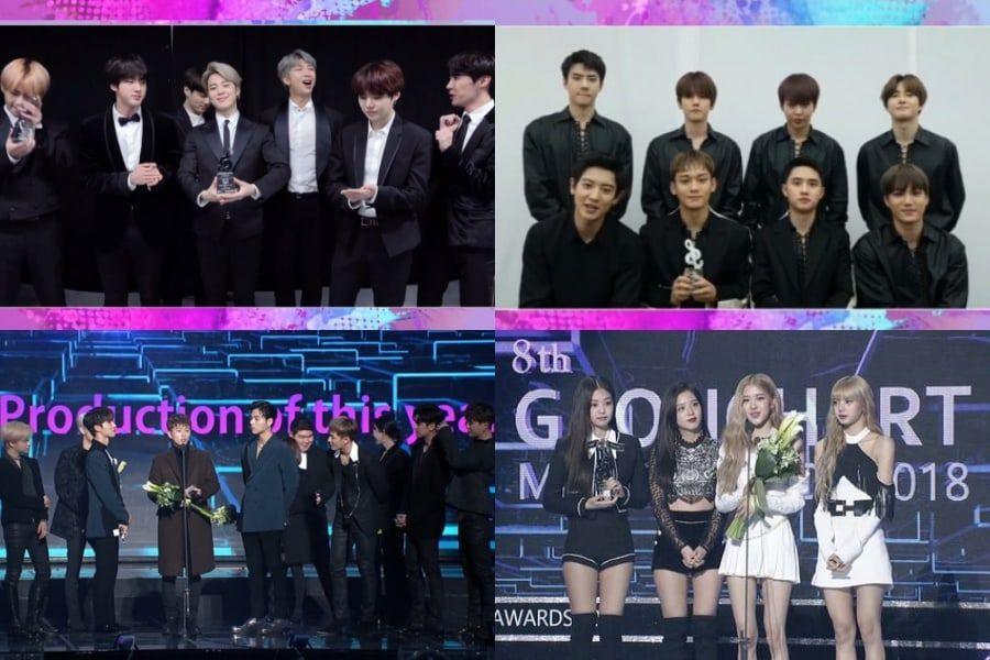 Winners Of 8th Gaon Chart Music Awards Soompi