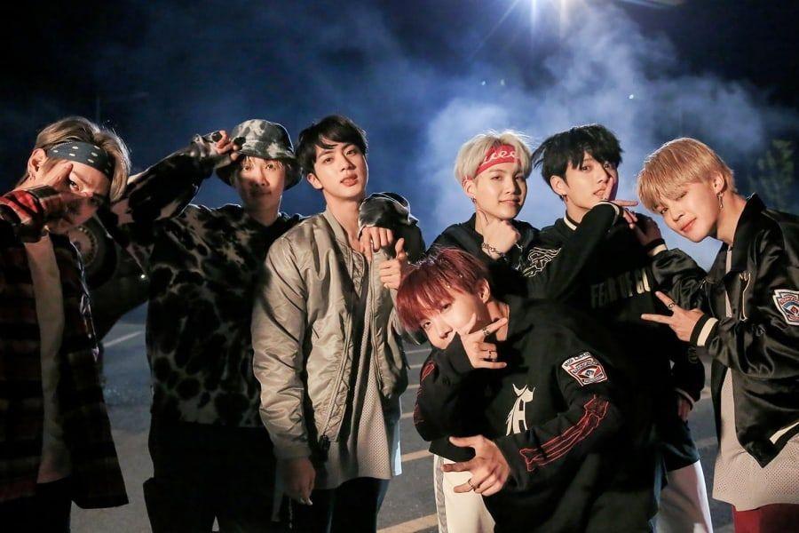 "BTS's ""MIC Drop"" Remix Becomes Their 5th MV To Hit 900 Million Views"