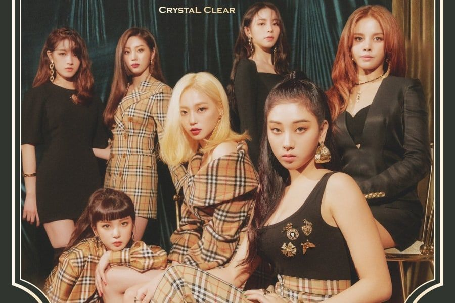 "CLC (CristaL Clear) >> Mini Album ""Black Dress"" - Página 6 69729027f2c24bd2b2a6fd85a94c723e"