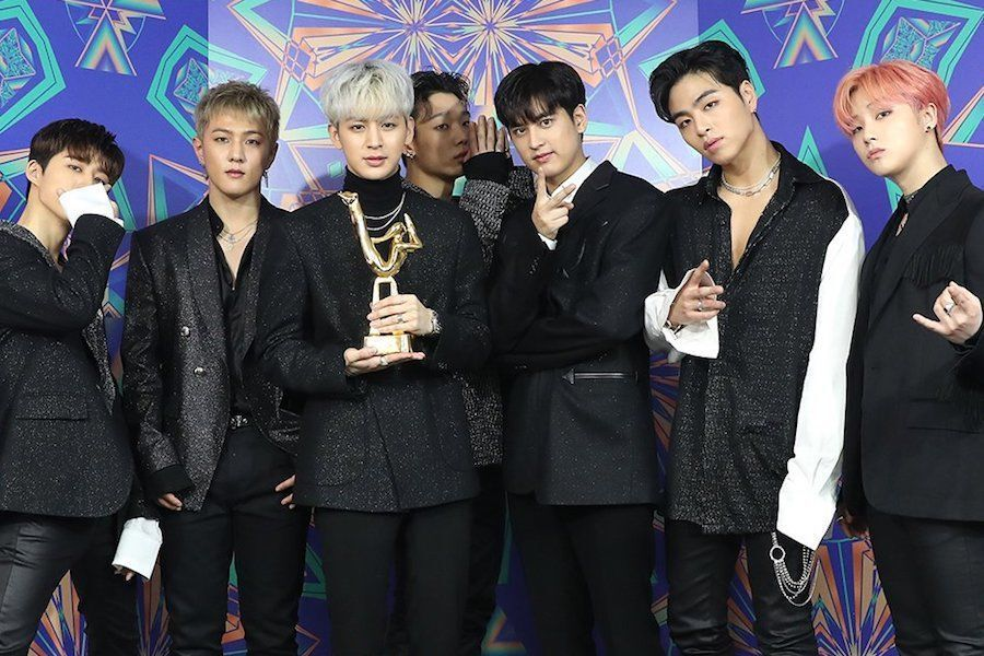 iKON gana el premio a la canción digital del año en los premios 33rd Golden Disc Awards