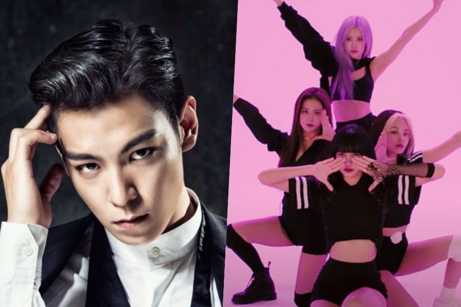 BIGBANG's T.O.P Transforms Into Each Member Of BLACKPINK In Hilarious Video