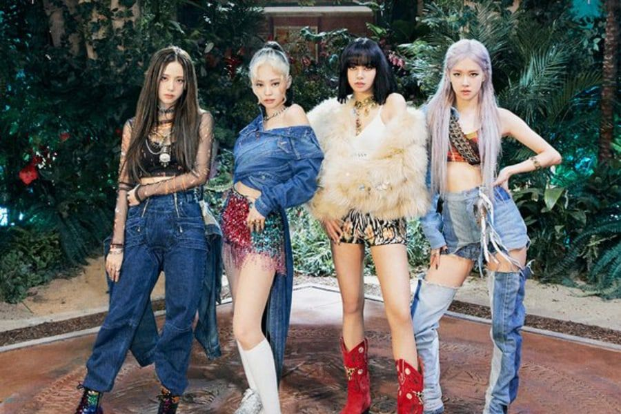 """BLACKPINK Tops Major Realtime Charts With """"How You Like ..."""