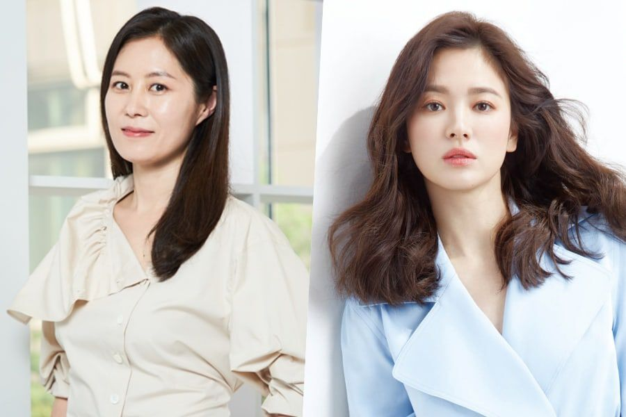 Moon So Ri Describes The Adorable Way Her Daughter Thinks Of Song Hye Kyo