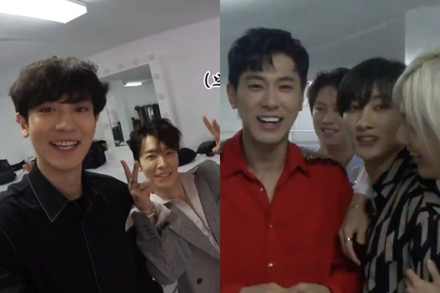 Watch: Super Junior Brings Their Fun Energy To Dubai As They