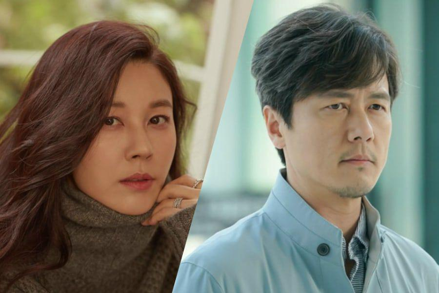 Kim Ha Neul And Kam Woo Sung In Talks To Join JTBC Drama
