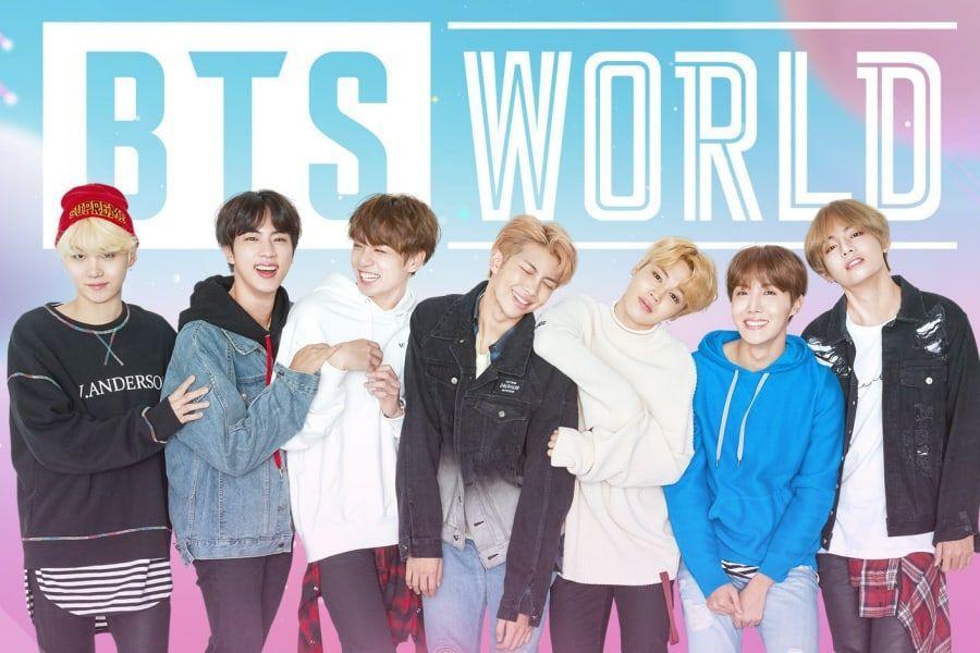 Watch: BTS Reveals Teaser For BTS WORLD OST Title Track +