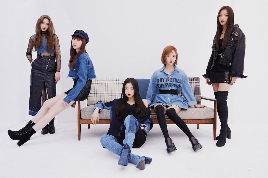 Update: MNH's New Girl Group BVNDIT Unveils Track List For Debut Single