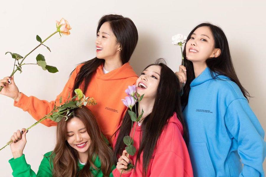 T-ara Shares Group Reunion Photos Ahead Of Upcoming Chuseok Special