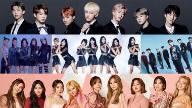 Festival musical SBS Gayo Daejeon 2019