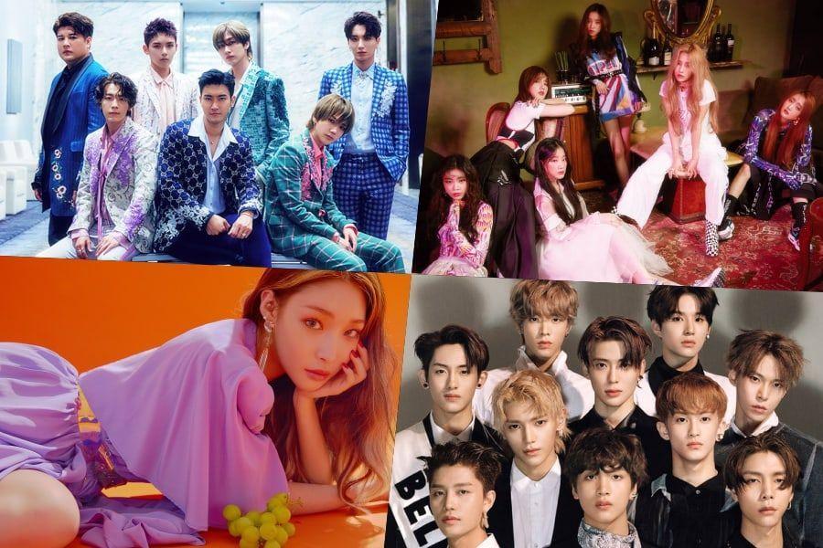 Pengisi acara Korea Popular Music Awards 2018