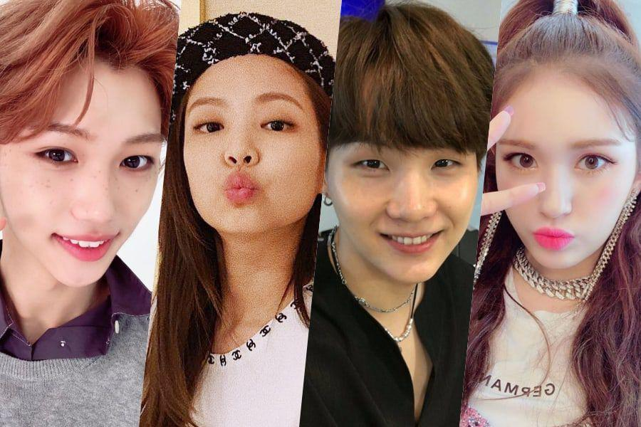 Korean Celebs Who Look Adorable With Freckles