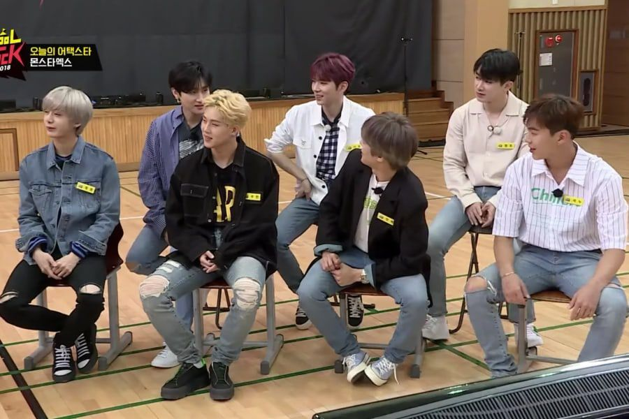 MONSTA X Tells Stories About Their Popularity In High School | Soompi