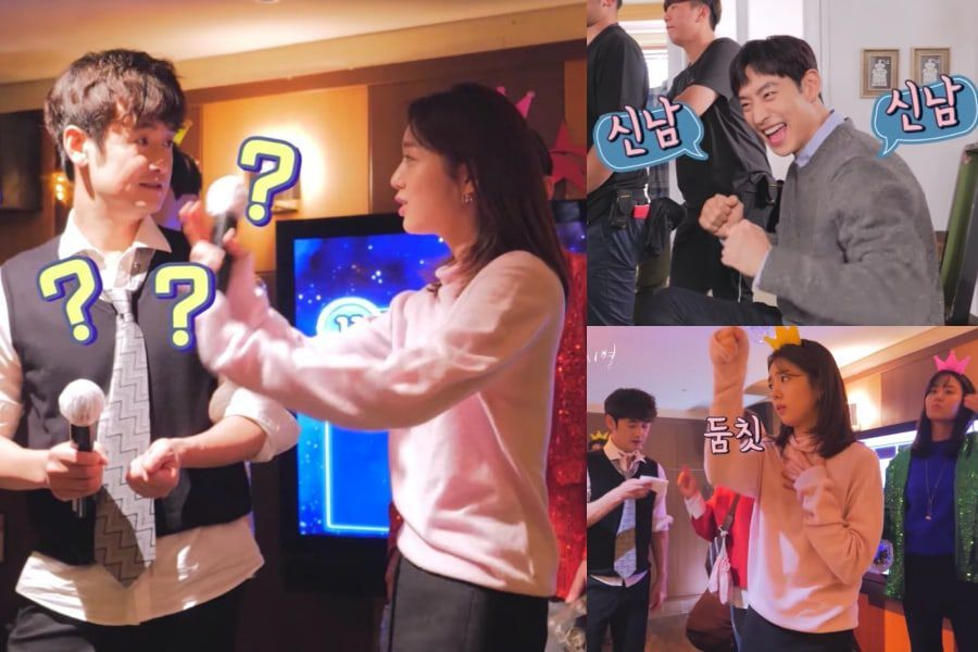 """Watch: Chae Soo Bin Attempts Dancing To BLACKPINK, MOMOLAND, And Wanna One For """"Where Stars Land"""""""