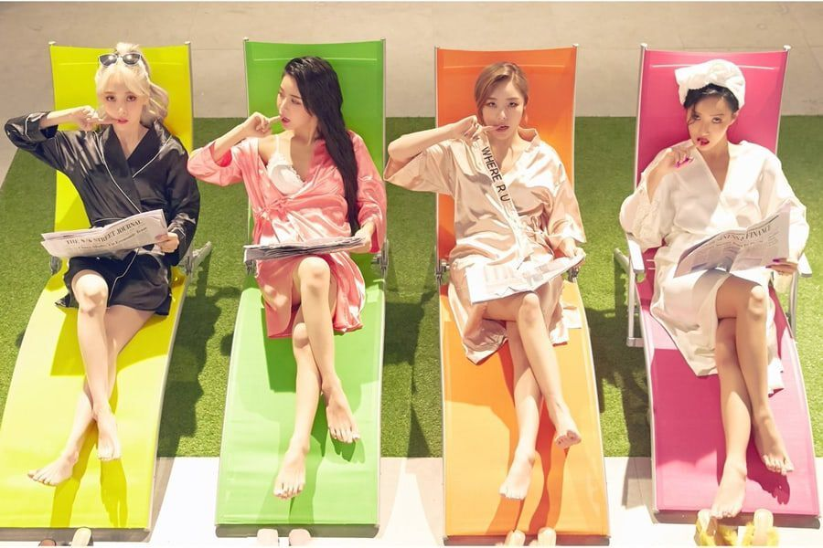 8 Sublime Solo Performances From MAMAMOO That Turned Heads   Soompi