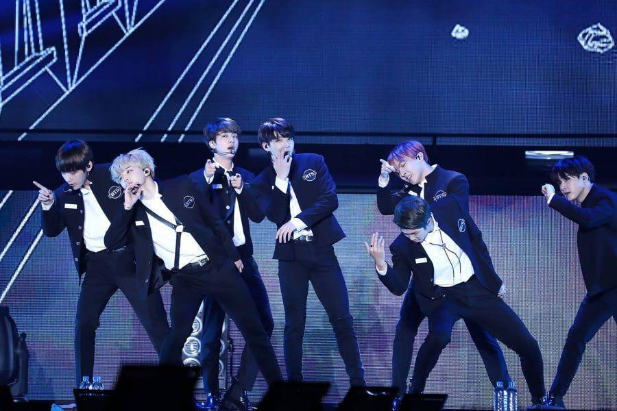 """BTS Breaks U.S. Box Office Record With """"Burn The Stage: The Movie"""""""