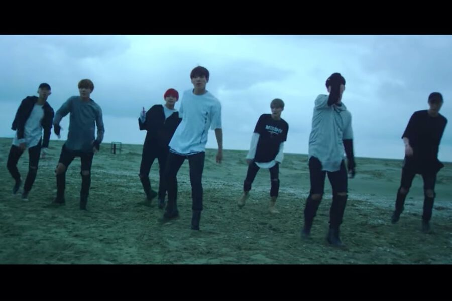 """BTS's """"Save Me"""" Becomes Their 7th MV To Hit 350 Million Views"""