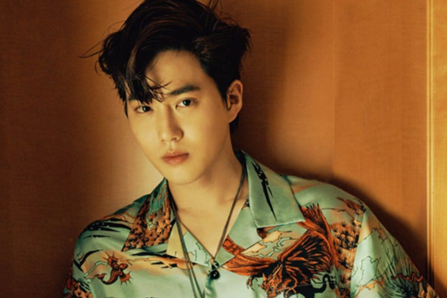 EXO's Suho Talks About Pressure Of His Position As Leader