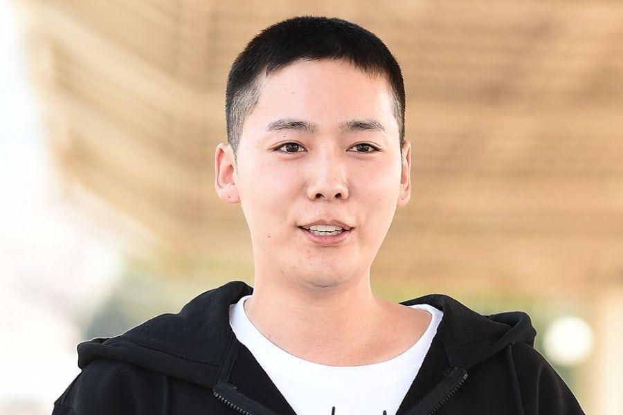 Kim Jin Woo de WINNER se enlista en el servicio militar
