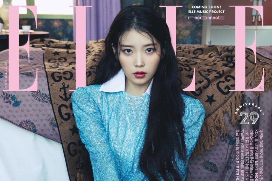 """IU Berbicara Tentang Singlenya Yang Akan Datang """"Strawberry Moon"""" Dan Bagaimana Orang Merasakan Emosi Yang Berbeda Melalui Musiknya"""