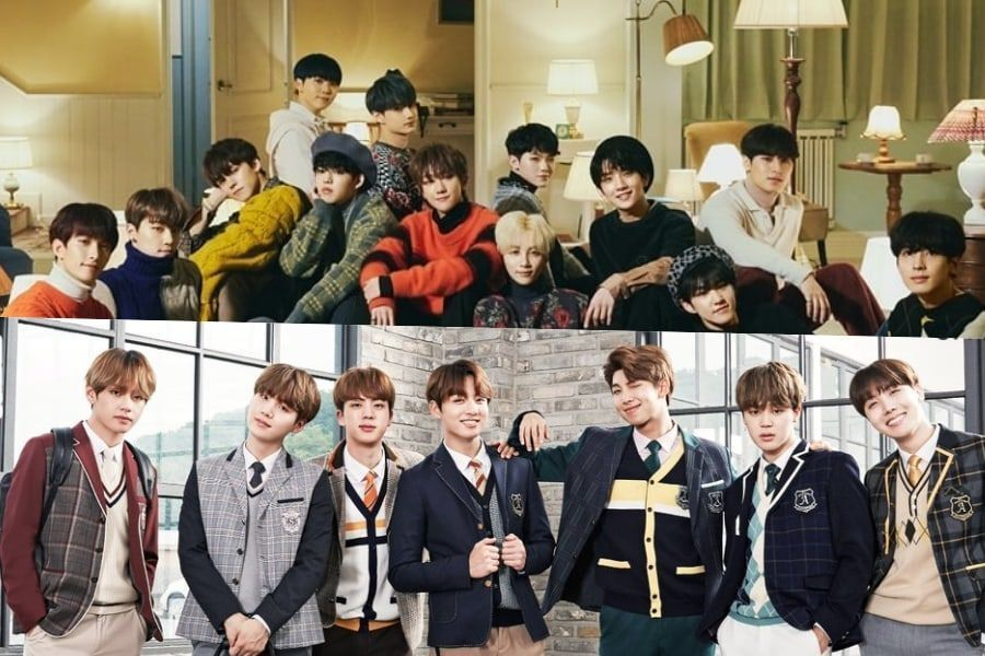 Seventeen Encabeza La Lista De Albumes De Gaon Por Tercera Semana