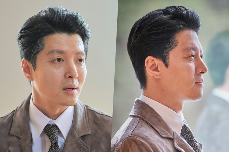 "Lee Dong Gun Makes A Shocking Transformation Into An Elderly Man In ""Leverage"""