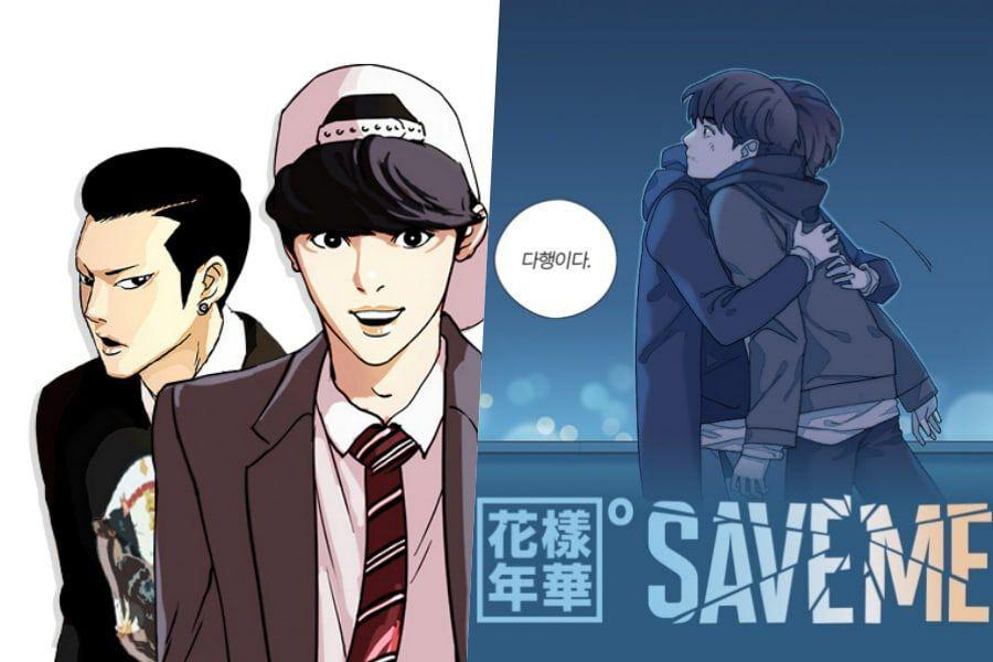 7 Korean Webtoons That Will Have You Glued To Your Phone