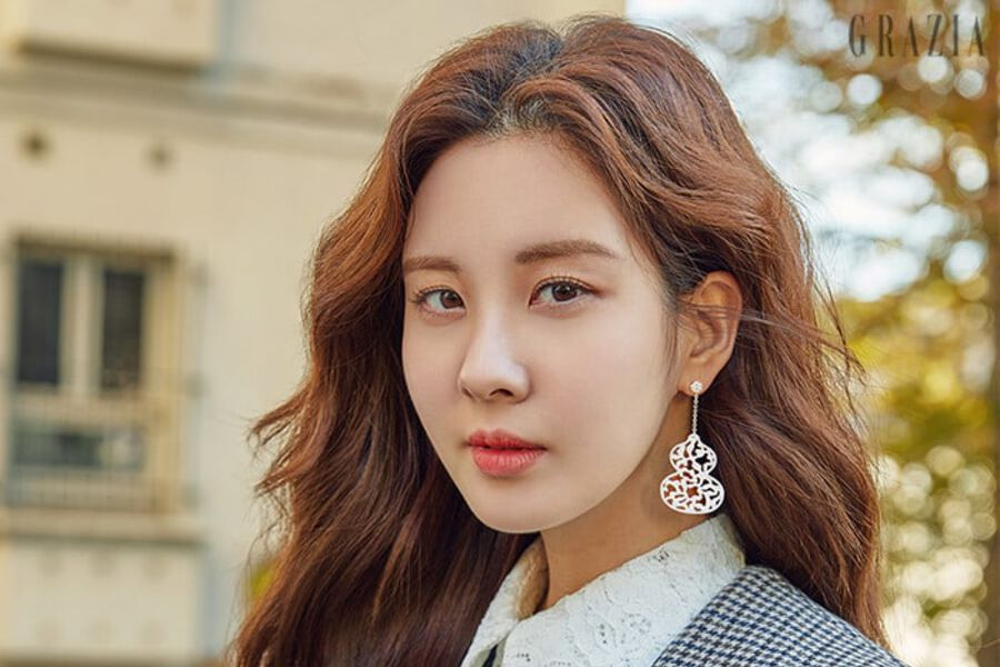"Girls' Generation's Seohyun Opens Up About What She Gained From Latest Drama ""Time"""