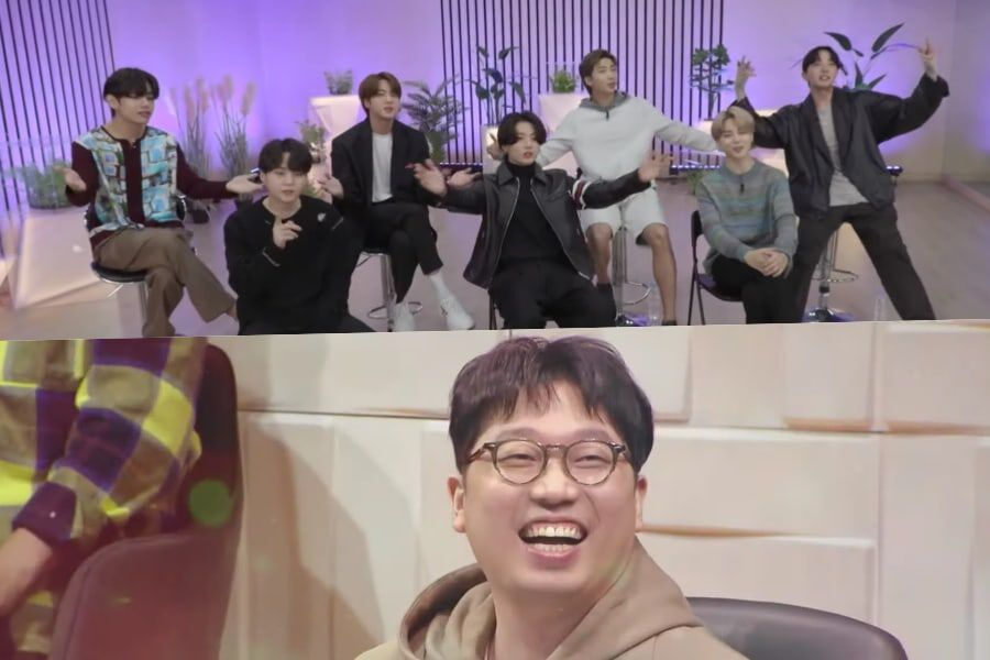 "Watch: BTS Talks About Their Relationship With Producer Pdogg In Preview For Next Week's ""Immortal Songs"""