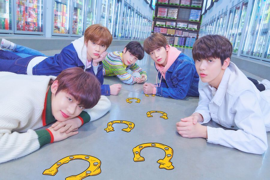 """Big Hit's New Boy Group TXT Reveals Track List For Debut With """"The Dream Chapter: STAR"""""""