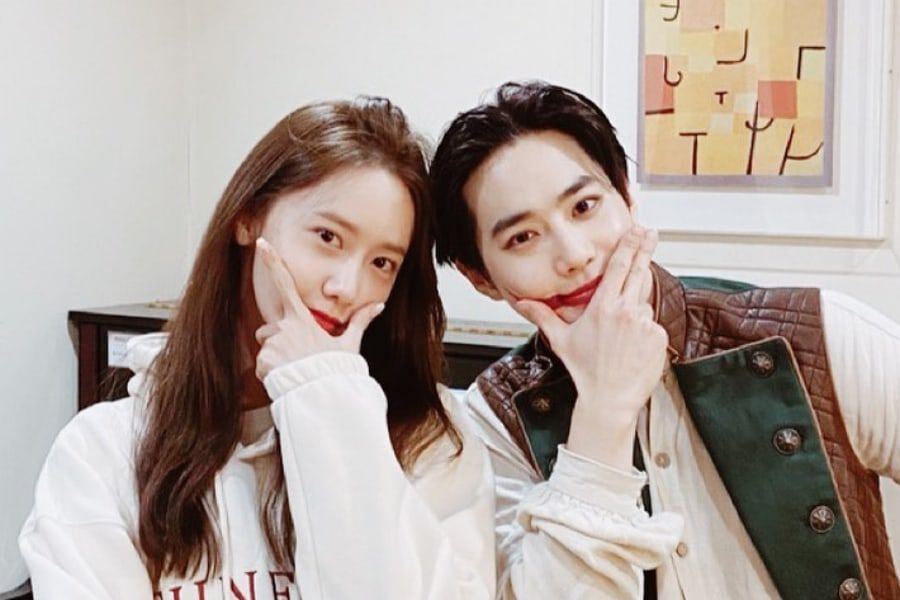 Girls' Generation's YoonA + EXO's Suho Show Off Their Friendship With Adorable Interaction On Instagram