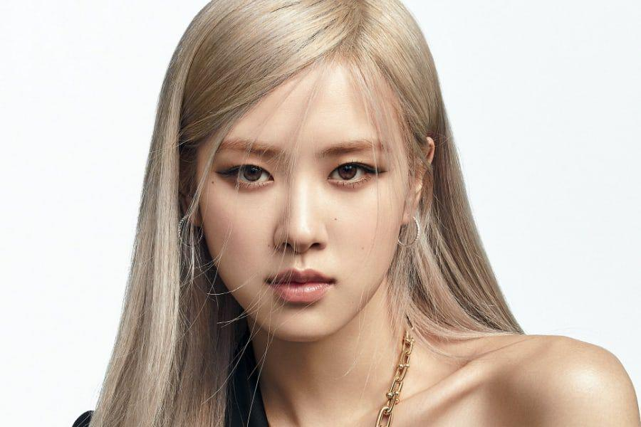 BLACKPINK's Rosé Chosen As Global Ambassador For Tiffany & Co.