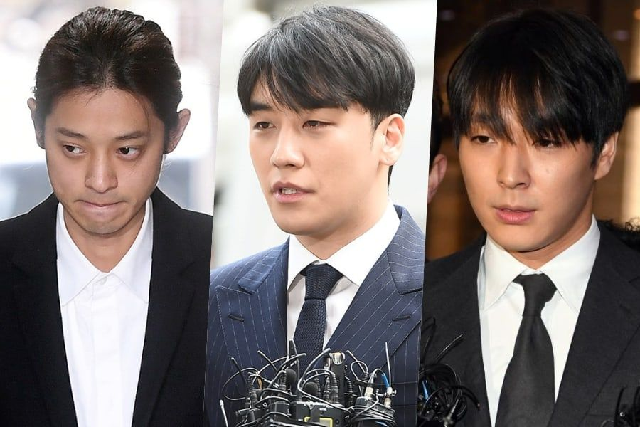 SBS Responds To Reports Of Banning Jung Joon Young, Seungri, And Choi Jong Hoon