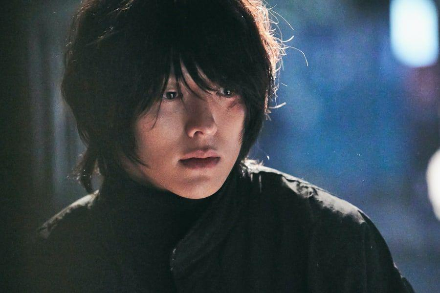 "Jang Ki Yong Transforms Into A Lone Wolf For Upcoming Drama ""Born Again"""