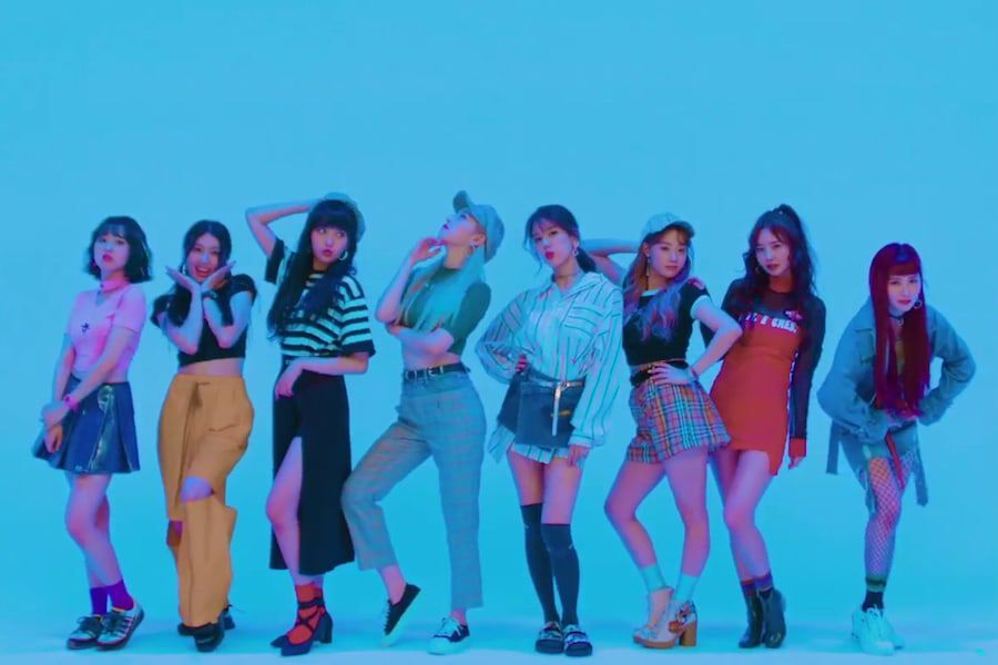 """Watch: UNI.T Makes Final Comeback With MV For """"I Mean"""""""
