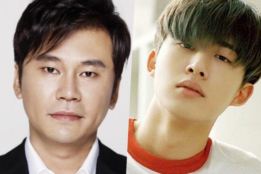 """YG niega que Yang Hyun Suk haya intentado influir en el testimonio de """"A"""" sobre B.I"""
