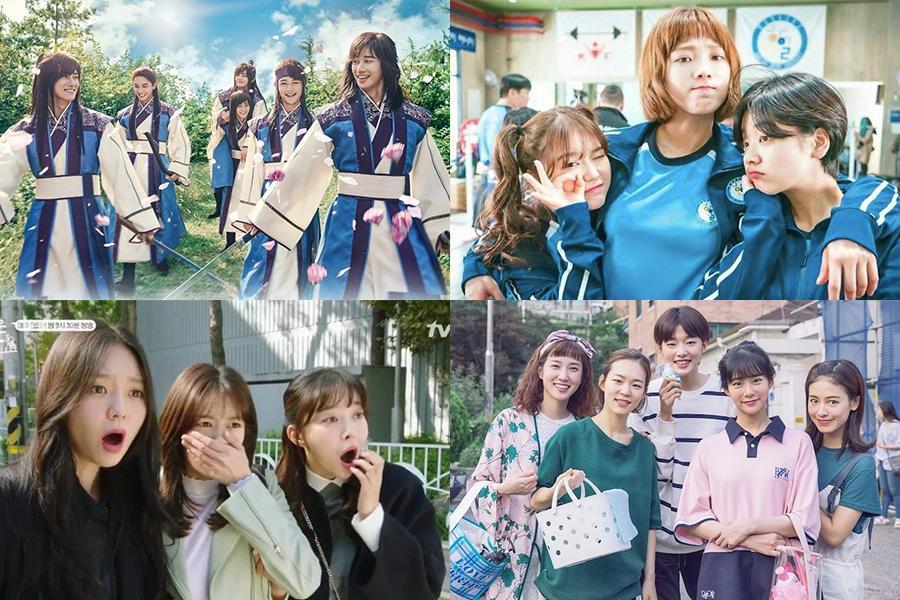 9 K-Drama Friend Groups That Are #SquadGoals | Soompi