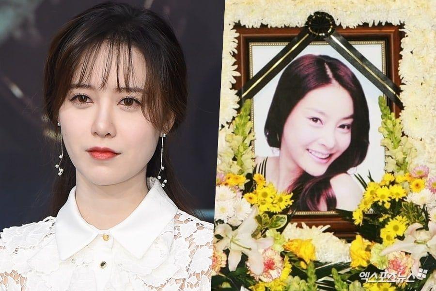 Ku Hye Sun Dedicates Instagram Post In Remembrance Of Jang Ja Yeon