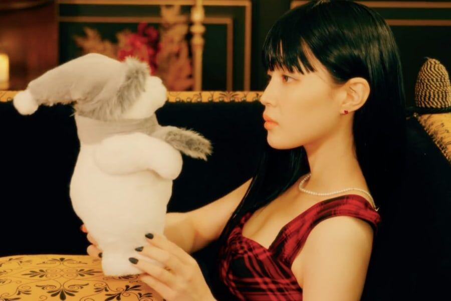 Lee Hi anuncia regreso navideño con teasers festivos