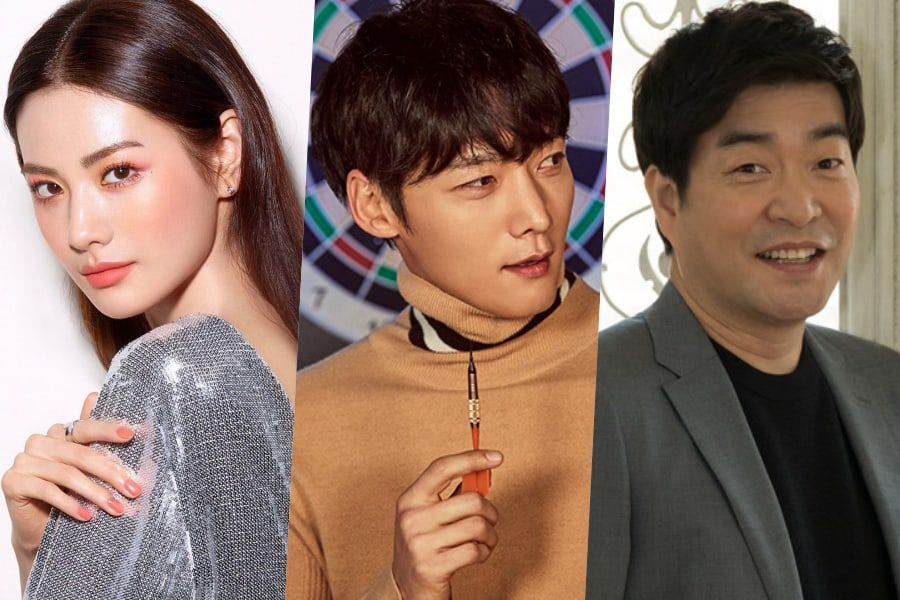 Nana Confirmed For Upcoming Revenge Drama With Choi Jin Hyuk And Son Hyun Joo
