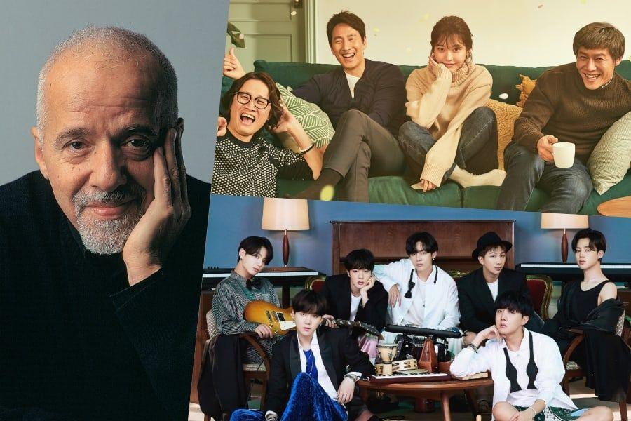 """Autor """"Alchimistul"""" Paulo Coelho vorbește despre interesul său pentru divertismentul coreean"""