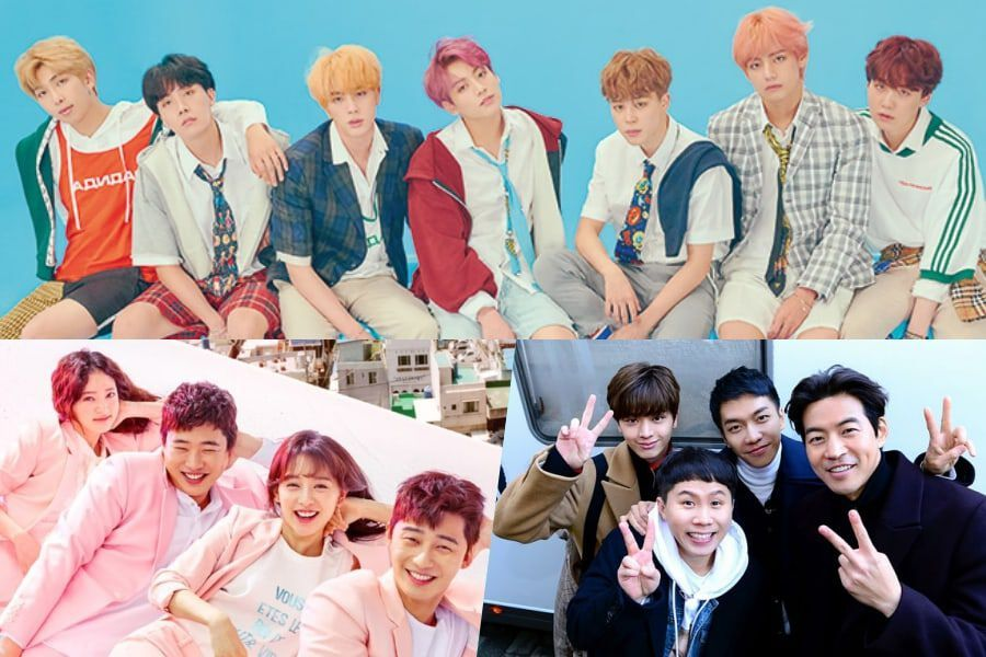 """BTS, """"Fight My Way,"""" """"Master In The House,"""" And More Win At 45th Korean Broadcasting Awards"""