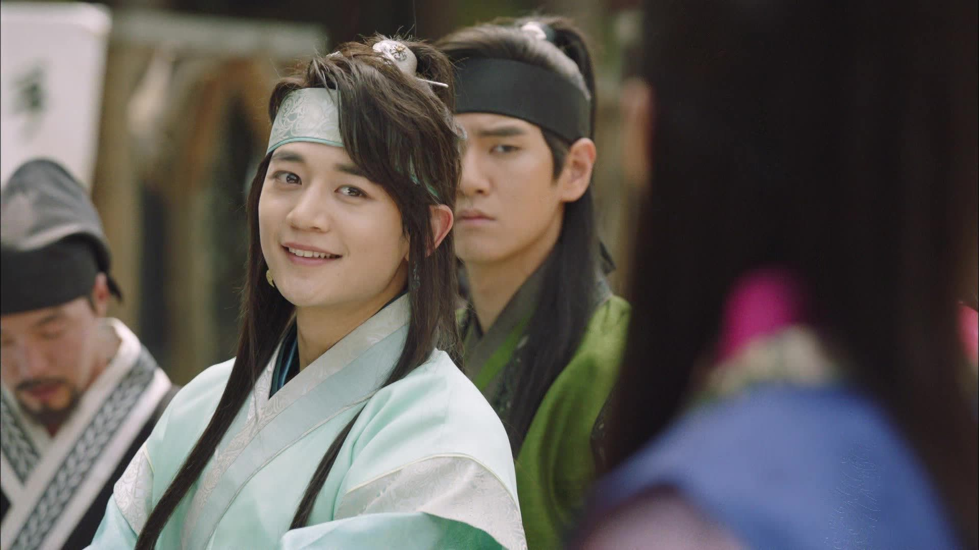 Hwarang Episode 1 - 화랑 - Watch Full Episodes Free - Korea