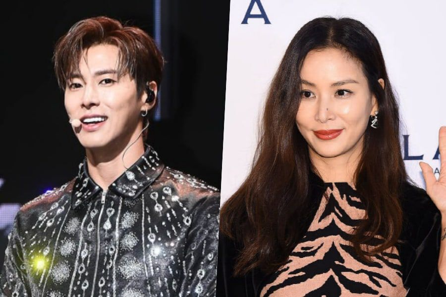 TVXQ's Yunho And Actress Ko So Young Receive Government Commendations For Savings Day