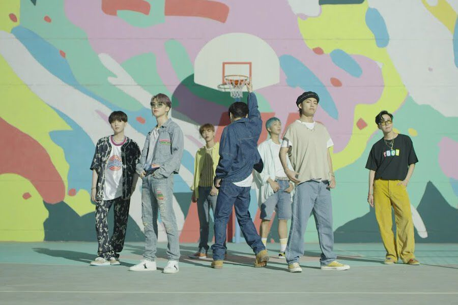 """BTS's """"Dynamite"""" (Choreography Version) Becomes Their 31st Full Group MV To Hit 100 Million Views"""