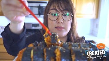 Angela Minji Kim Episode 8: How to Make Sinjeon Cheese Kimbap