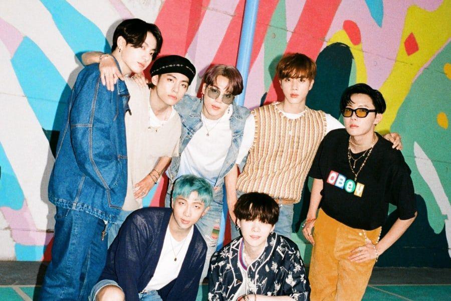 "BTS's ""Dynamite"" Makes Melon Chart History As Song With Most Days at No. 1 | Soompi"