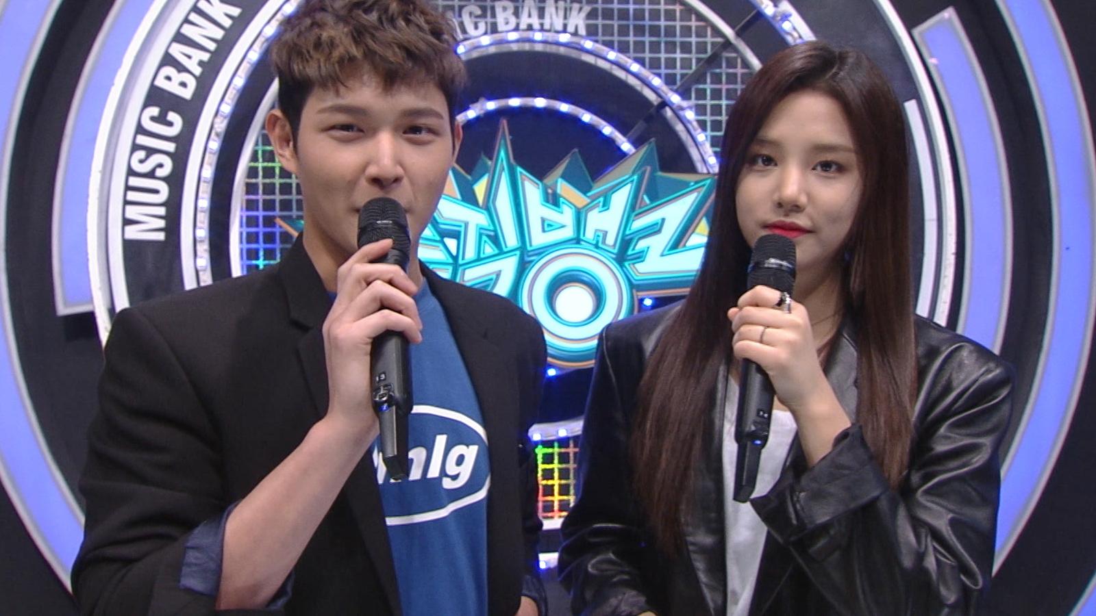 Music Bank K-Chart Episode 922